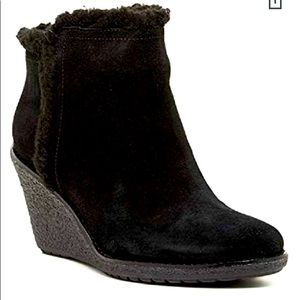 Cole Haan Waterproof Michelle Shearling Ankle Boot